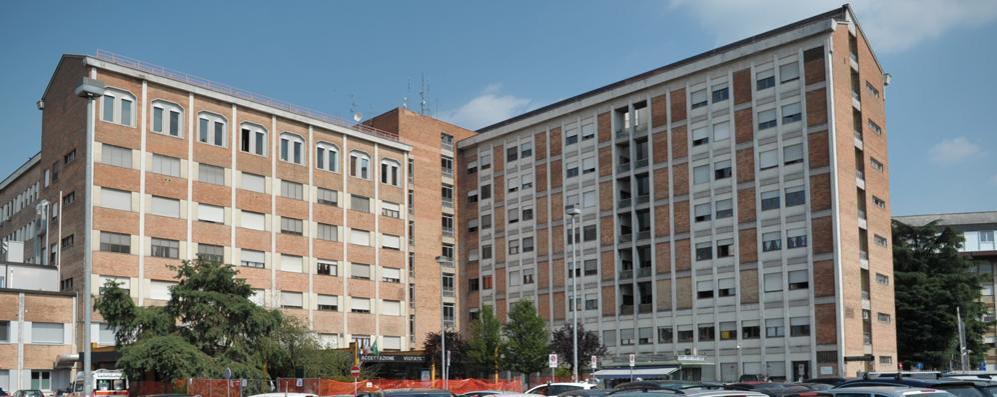 Ospedale di Vizzolo: situazione al momento non critica