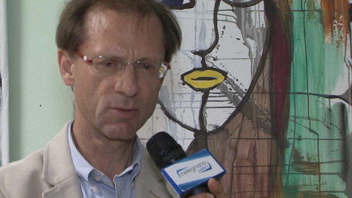 """Giorgio Bedoni per un premio Nobel dell'""""arte irregolare"""""""