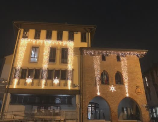 Melegnano si illumina per Natale