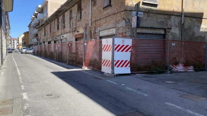 Melegnano Lab su corte Castellini: una ferita sul volto di Melegnano
