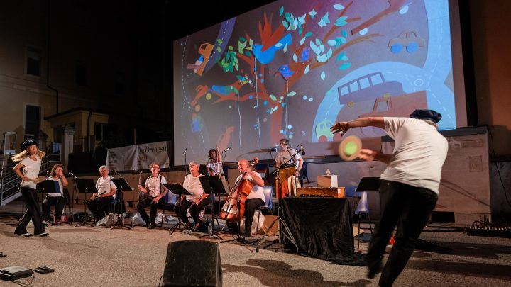 Librorchestra, il primo festival itinerante di musica da leggere sbarca a Melegnano