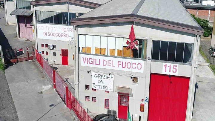 Melegnano, dalla Regione 17mila euro per i Vigili del Fuoco