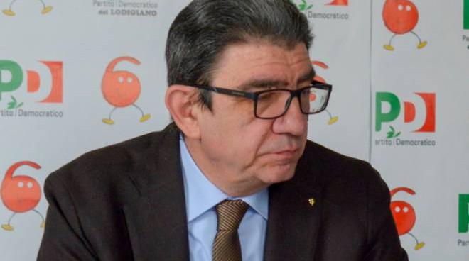 È Giuseppe Russo, ex sindaco di Tavazzano, il nuovo assessore al Bilancio del Comune di Melegnano