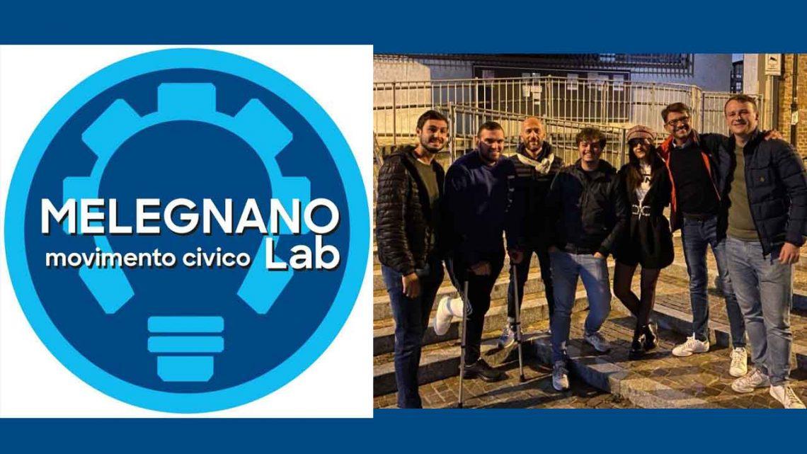 Melegnano Lab, nuovo logo per la corsa al municipio